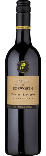 Battle of Bosworth Cabernet Sauvignon 2016