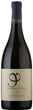 Journeys End Single Vineyard Shiraz 2015