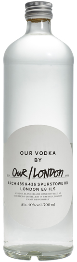 Our/London Vodka