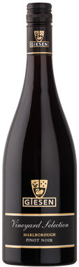 Giesen Vineyard Selection Pinot Noir 2014