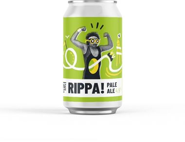Laine Brew Co, Ripper Session IPA Can