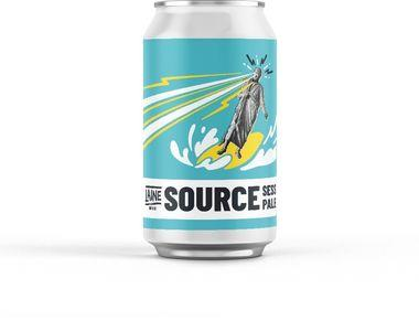 Laine Brew Co, Source Pale Ale Can 330 ml x 24