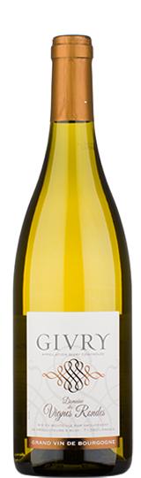 Givry Blanc Domaine de Vignes Rondes 2016