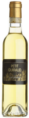 Petit Guiraud Sauternes 2016 37.5cl
