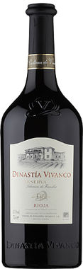Vivanco Rioja Reserva 2013