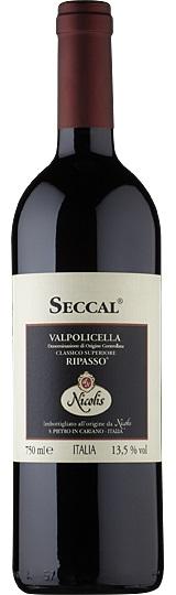 Valpolicella Classico Superiore Seccal 'Ripasso' Nicolis 2016