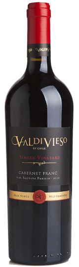 Valdivieso Single Vineyard Cabernet Franc 2015