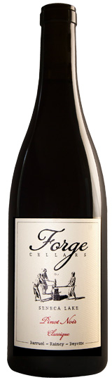 Forge Cellars Finger Lakes Pinot Noir 2017