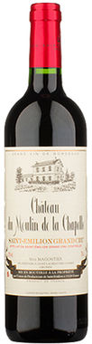 Chateau La Moulin de la Chapelle St Emilion Grand Cru 2016
