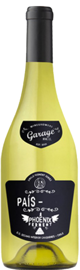 Garage Wine Co Single Ferment Phoenix White Pais 2018