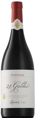 Spier 21 Gables Pinotage 2017