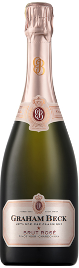 Graham Beck Brut Rose 2014