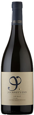 Journeys End Single Vineyard Shiraz 2016