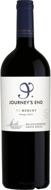 Journey's End Single Vineyard Merlot 2016