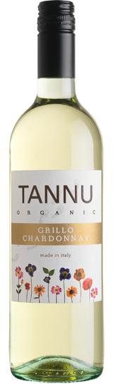 Tannu Grillo Chardonnay IGP Terre Siciliane 2018