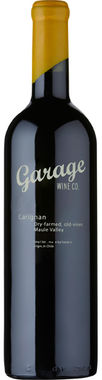 Garage Wine Co Old Vine Carignan Maule Lot #67 2015