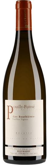 Pouilly Fuisse Vieilles Vignes Domaine Rijckaert 2017
