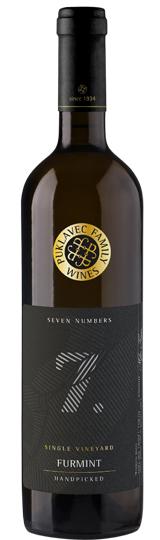 Puklavec Family Wines Seven Numbers Furmint 2018