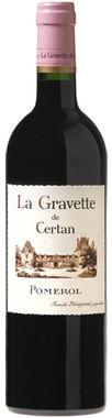 Chateau La Gravette de Certan Pomerol 2014