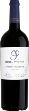 Journeys End Single Vineyard Cabernet Sauvignon 2016