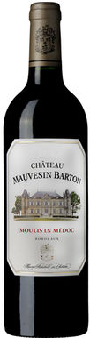 Chateau Mauvesin Barton Moulis-en-Medoc 2012