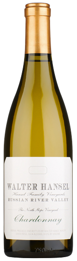 Walter Hansel North Slope Chardonnay 2017
