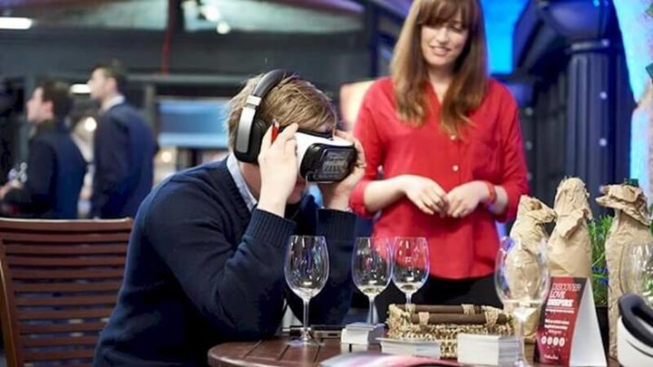 Sky News Reports on our Virtual Wine Tasting.JPG