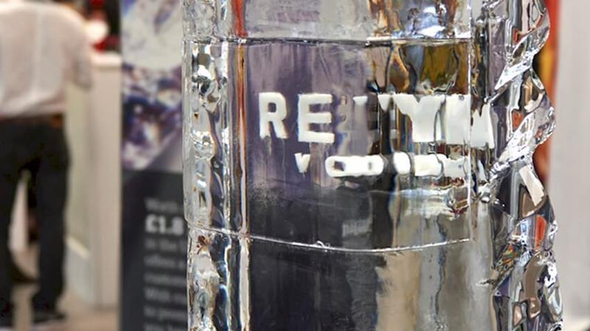Uncovered Reyka Ice Sculpture.JPG