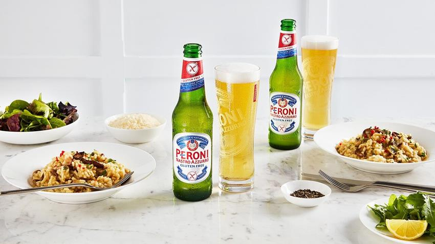 Peroni Standard Drinks