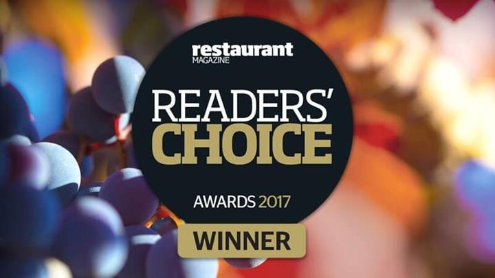Restaurant Mag Readers Choice