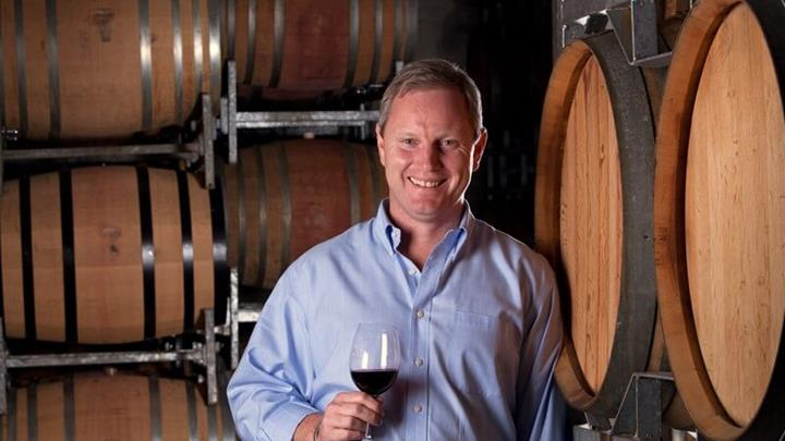 Alastair Rimmer Winemaker Kleine Zalze