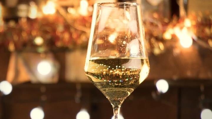 White Wine Christmas