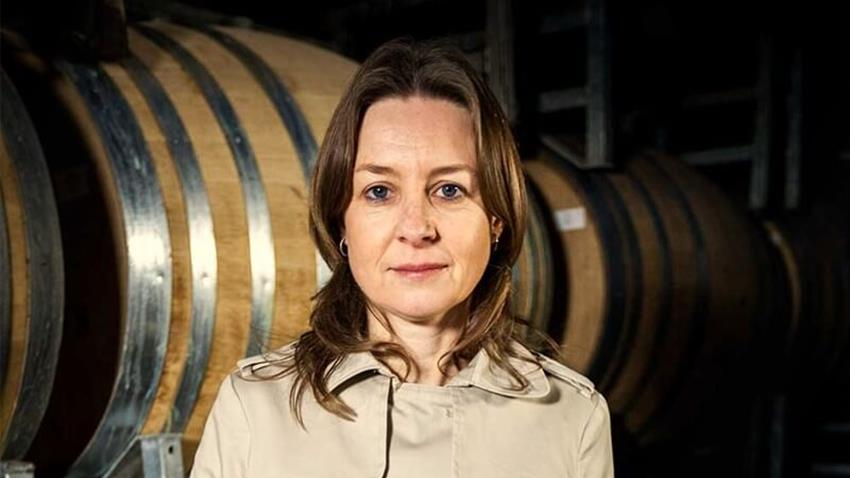 Andrea Freeborough Winemaker