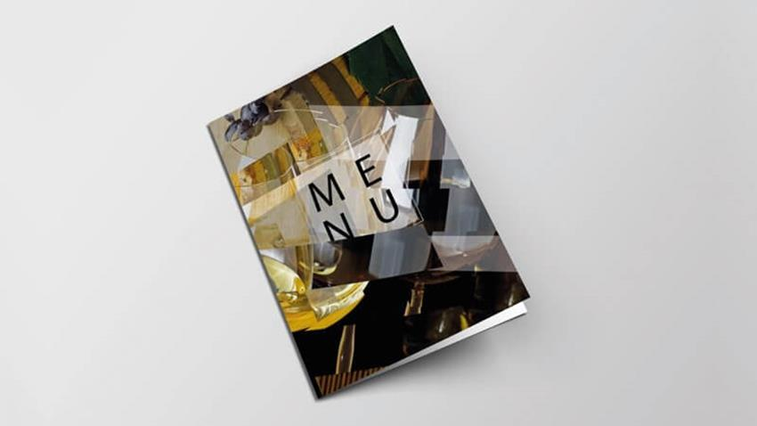 Menu Design Matthew Clark