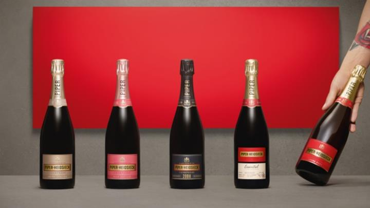 Piper Heidseick Range of Champagne