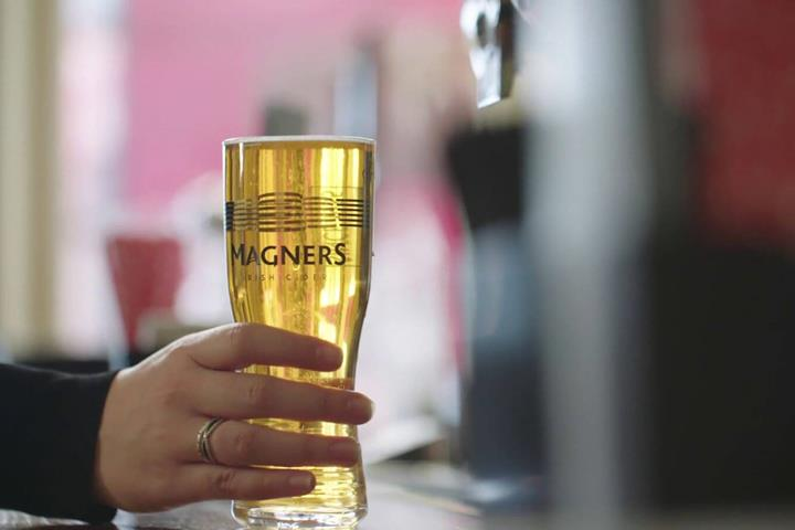 magners cider for pubs