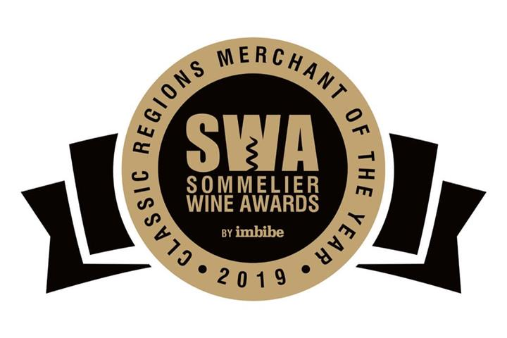 Classic Wine Regions Merchant of the Year Award