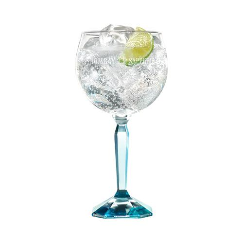 Bombay Sapphire and Tonic