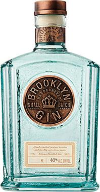 Brooklyn Gin, 70cl