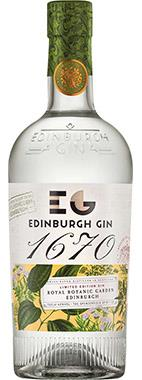 Edinburgh 1670 Gin, 70cl