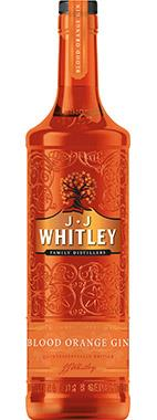 J.J Whitley Blood Orange Gin, 70cl