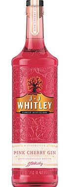 J.J Whitley Pink Cherry Gin, 70cl
