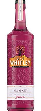 J.J Whitley Plum Gin, 70cl