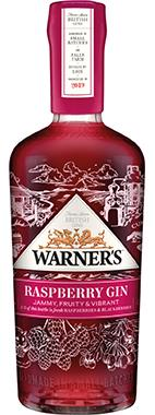 Warner's Raspberry Gin 70cl