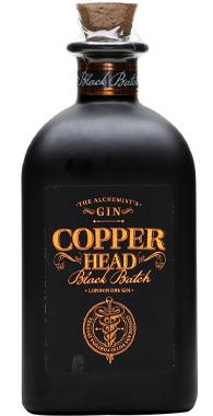 Copperhead Gin Black Batch, 50cl