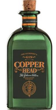 Copperhead Gin Gibson Edition, 50cl