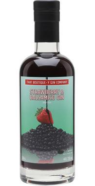 Strawberry & Balsamico Gin (That Boutique-y Gin Company) 70cl