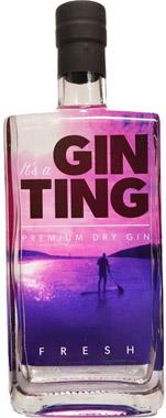 Gin Ting - Passionfruit, Mango & Elderflower 70cl
