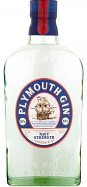 Plymouth Navy Strength Gin, 70cl